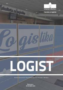 Logist – številka 9 - 12/2020