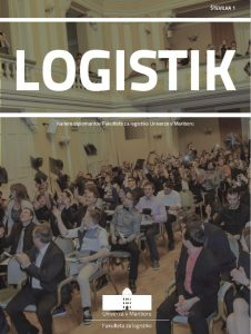 Logistik – številka 1- 01/2017